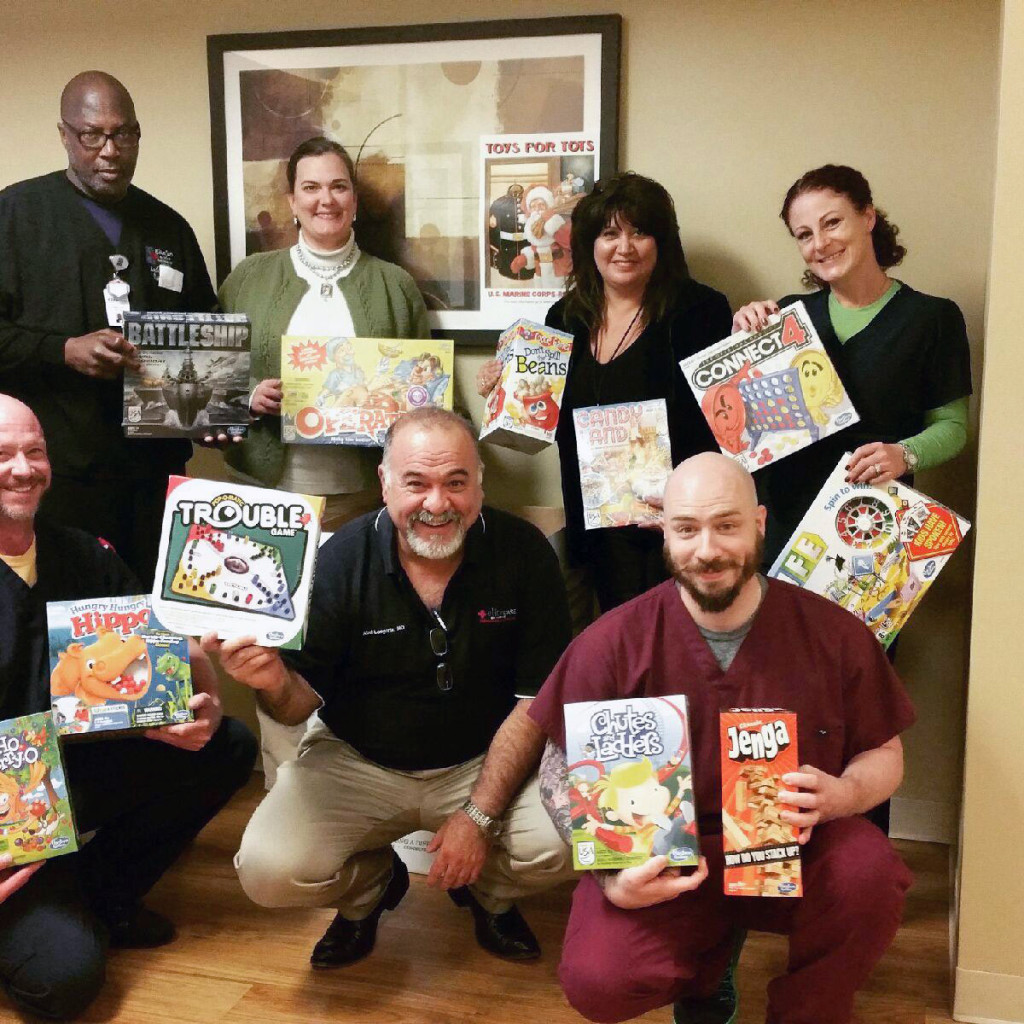 Elite Care Toys for Tots